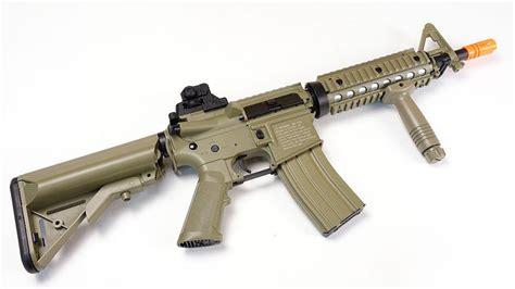 Elite Force M4 Cqb Sportline Carbine Aeg Airsoft Gun