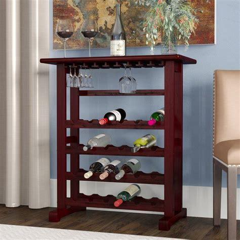Eliza 24 Bottles Floor Wine Rack