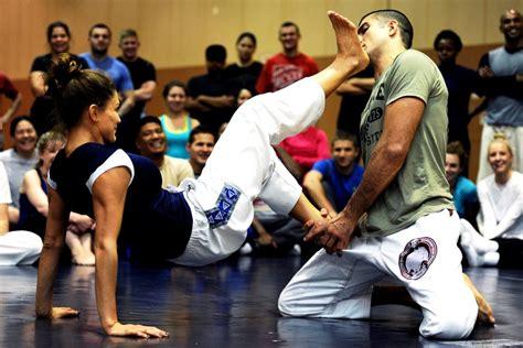 Emergency Jiu Jitsu Self Defense Moves