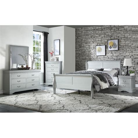 Emily Sleigh Configurable Bedroom Set
