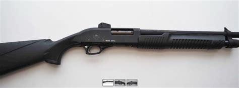 Emperor 12 Gauge Pump Shotgun