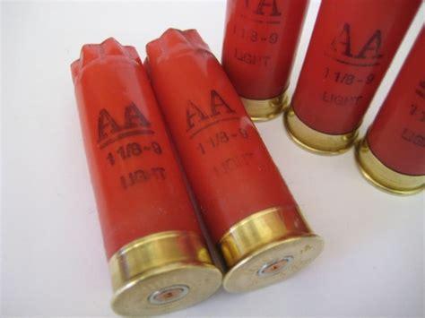 Empty Shotgun Shell Set For Training