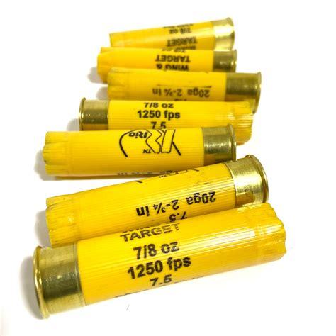 Empty Shotgun Shells 20 Gauge