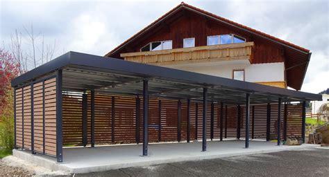 Enclosed carport build Image