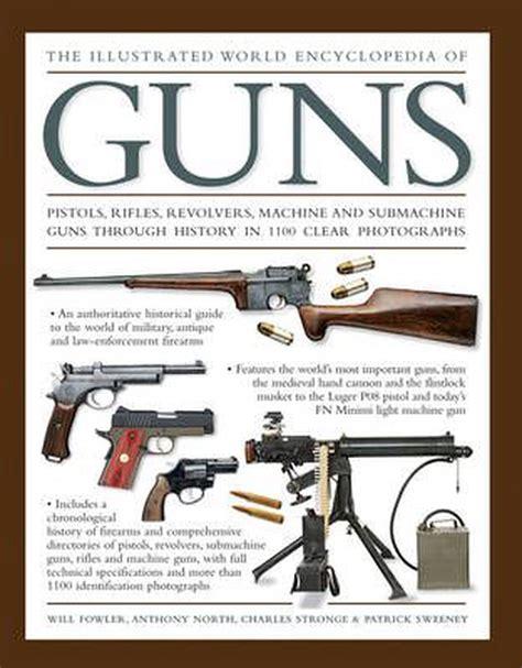 Encyclopedia Of Handguns