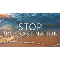 End procrastination secret