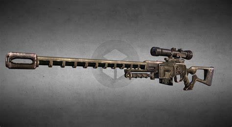 Energy Sniper Rifle Fallout New Vegas