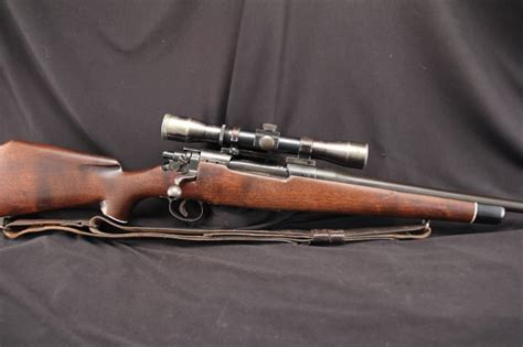 Enfield Bolt Action Rifle 30 06