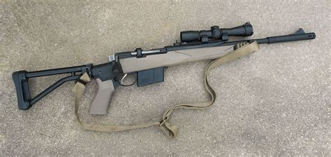Enfield Rifle Tactical Stock