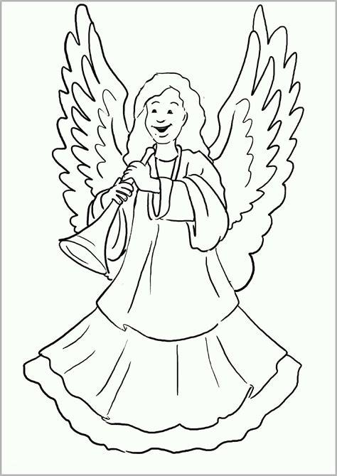 Engel Malvorlagen Zum Ausdrucken Pdf