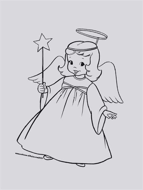 Engel Malvorlagen Zum Ausdrucken Spanisch