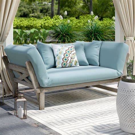 Englewood Patio Daybed with Cushions