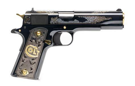 Engraved Handguns For Sale