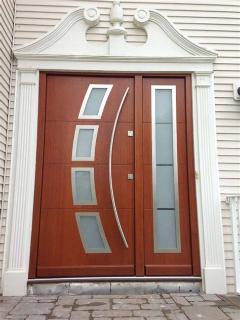Entry home doors Image