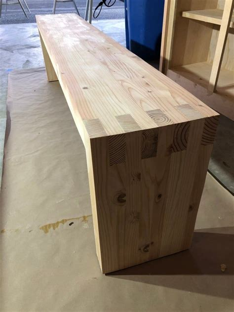 entryway bench plans woodworking.aspx Image