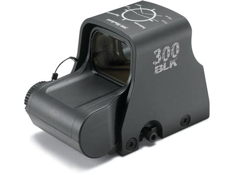 Eotech 300 Blackout Whisper Holographic Weapon Sight