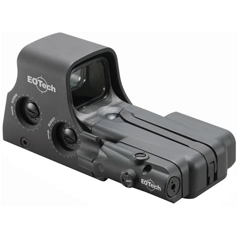 Eotech 512 Sight Picture