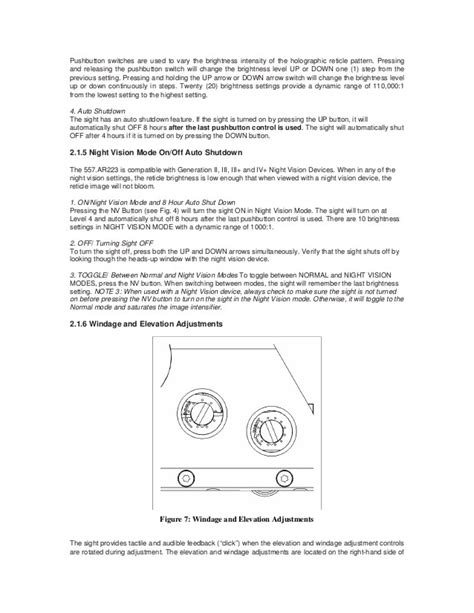 Eotech 516 Manual