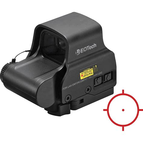 Eotech Exps22 Holographic Sight Black Amazon Com