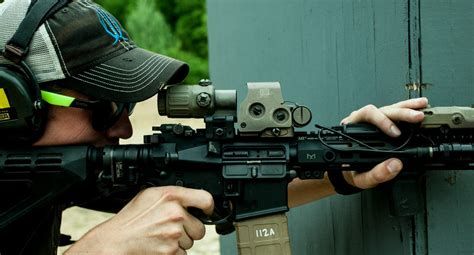 Eotech Exps3 With G33 Magnifier Tan