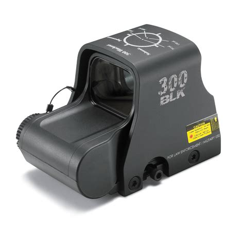 Eotech Model 300 Blackout Review