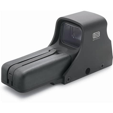 Eotech Model 512 Black 1moa Red Dot Recall