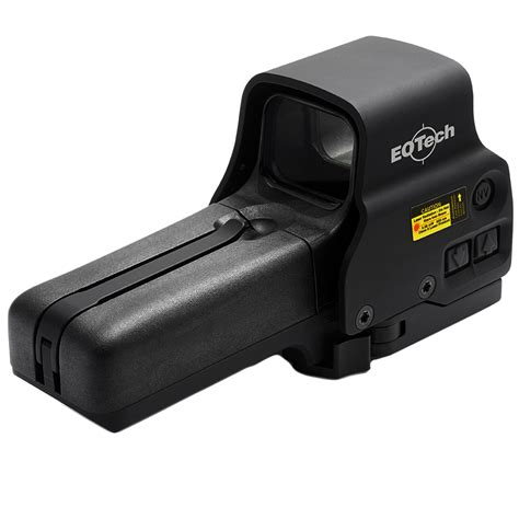 Eotech Model 558 Holographic Weapon Sight Black Night