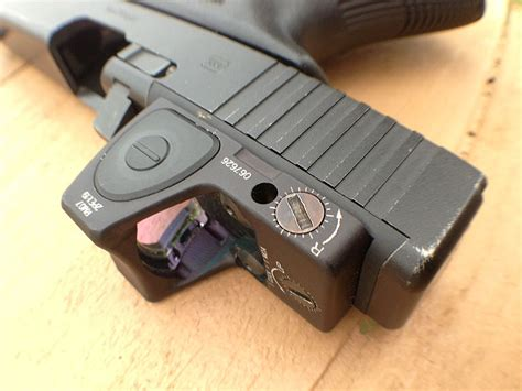 Eotech Sight Marker Meanings