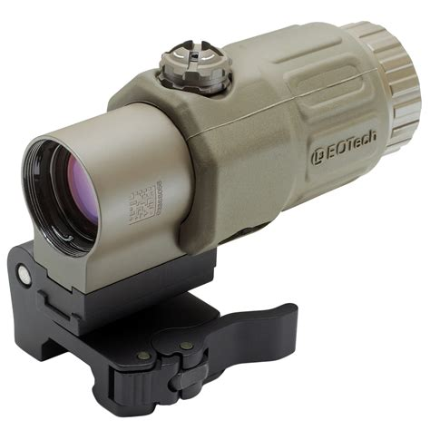 Eotech With 3 X Magnifier