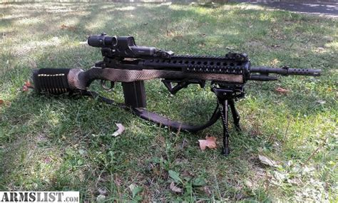 Eotech With Magnifier M1a Scout