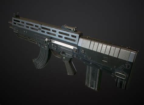 Epic Double Assault Rifle