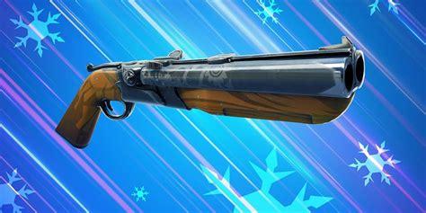 Epic Games Double Barrel Shotgun