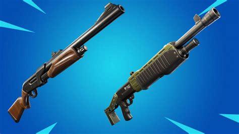 Epic Games Pump Shotgun Back