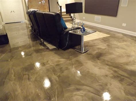 Epoxy For Basement Floors