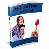 Erections fortes pour la vie! instruction