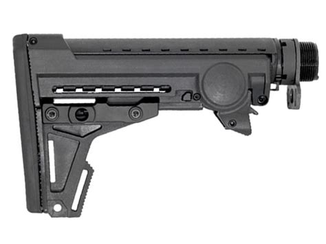Ergo F93 Pro Stock 8 Position Collapsible Ar 15 Synthetic