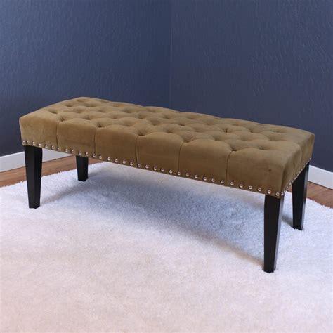 Erling Upholstered Bench