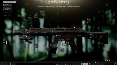 Escape From Tarkov Mechanic Gunsmith Part 3