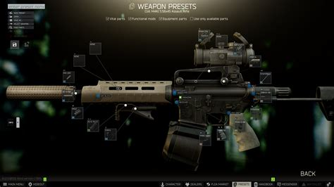 Escape From Tarkov Mechanic Quests Gunsmith Part 4