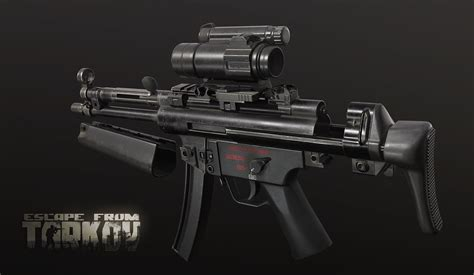 Escape From Tarkov What Mods Fit On The Mp5