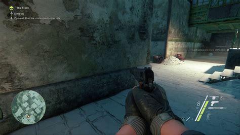 Escape Of Lydia Customized Sniper Rifle