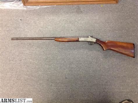 Essex Gun Works 20 Gauge Single Shot Shotgun
