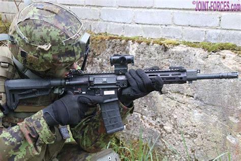Estonian Assault Rifle