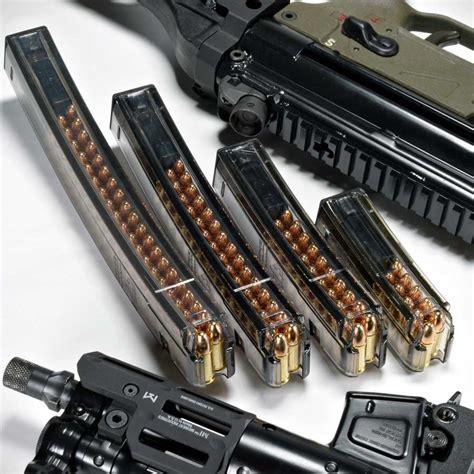 Ets Mp5 9mm 30rd Translucent Mag