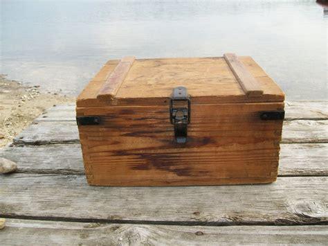 Etsy Wood Ammo Box