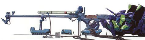 Eva Sniper Rifle
