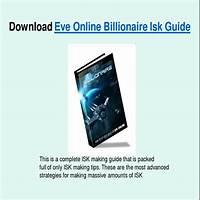 Eve online billionaire isk guide secret code