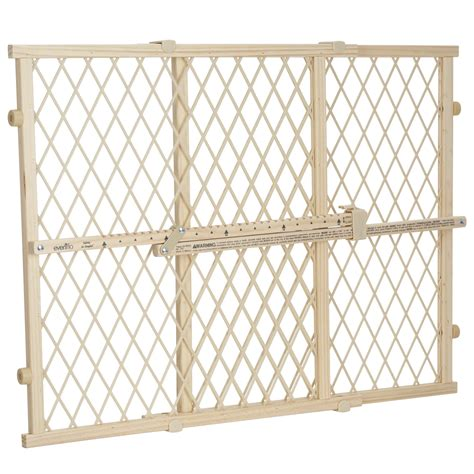 evenflo wooden baby gate.aspx Image