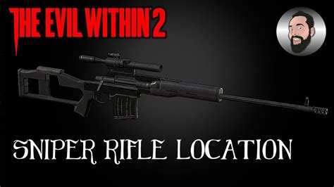 Evil Within 2 Sniper Rifle