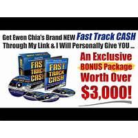 Ewen chia's fast track cash 2016! reviews